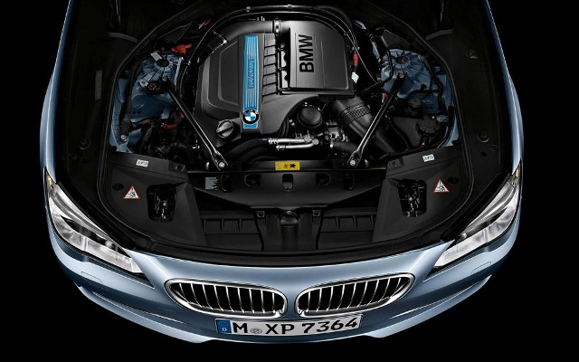 Серийный гибрид BMW X5 eDrive 2015