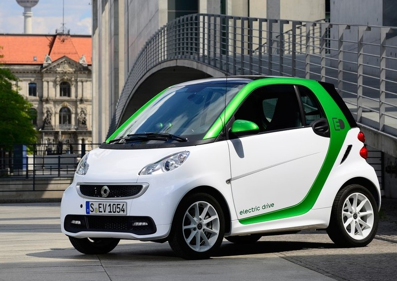 Smart Fortwo Electric Drive 2013 (1)