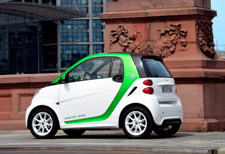 Smart Fortwo Electric Drive 2013 (2)