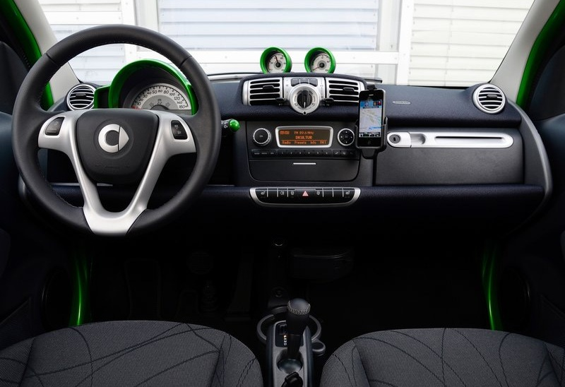 Smart Fortwo Electric Drive 2013 (5)