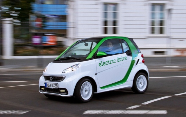 Smart Fortwo Electric Drive III