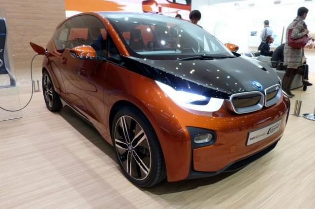 BMW i3 Coupe 2013