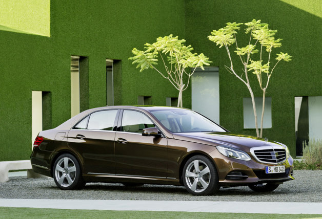 Mercedes-Benz B-Class E-Cell Plus — гибридный класс