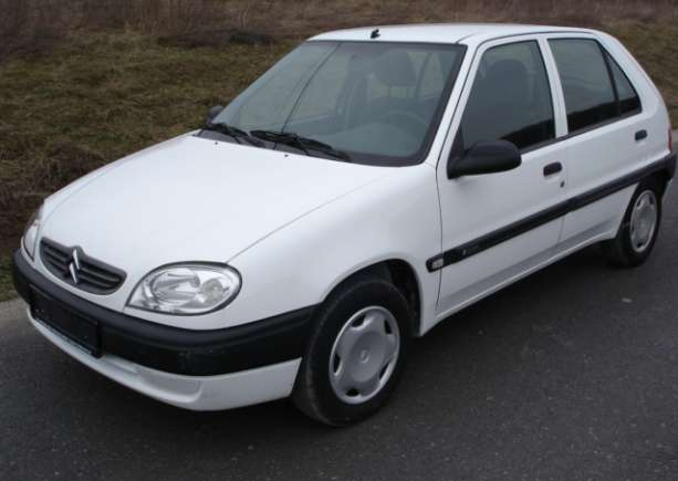 Citroen Saxo Electric 1